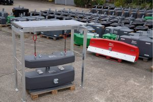 New Suer Concrete Weights